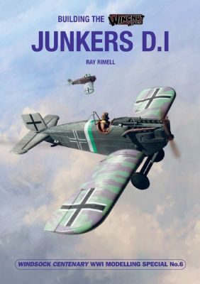 6.BUILDING THE WINGNUT WINGS JUNKERS D.I